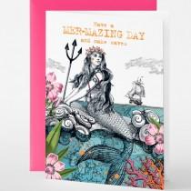 Pabuku - Grußkarten - HAVE A MER-MAZING DAY