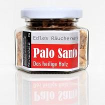 Räuchern, Räucherwerk, Rauchzeichen - PALO SANTO - Das heilige Holz - geschnitten