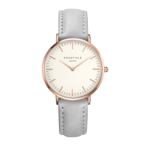 Rosefield - Watches - Damenuhr - The Tribeca - Grau - Rosegold