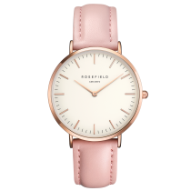 Rosefield - Watches - Damenuhr - The Bowery - Rosa / Rotgold