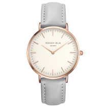 Rosefield - Watches - Damenuhr - The Bowery - Rotgold / Grau