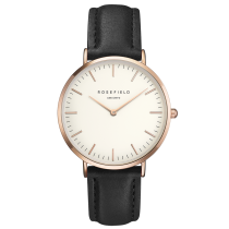 Rosefield - Watches - Damenuhr - The Bowery - Rotgold / Schwarz