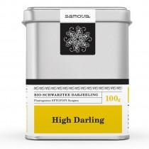 Samova Tee - HIGH DARLING - Bio Schwarztee Darjeeling