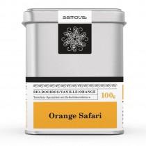 Samova Tee - ORANGE SAFARI - Bio Rooibos / Vanille / Orange