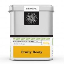 Samova Tee - FRUITY ROOTY - Bio Früchte- / Kräutertee