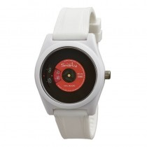 Smarty Watches - Uhr - FUNK - WEISS / ROT
