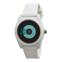Smarty Watches - Uhr - FUNK - WEISS / MINT