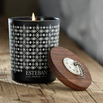 DUFTKERZE - TECK & TONKA - Esteban Parfums - 170g