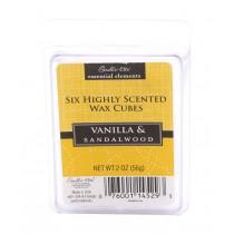 Candle Lite - RAUMDUFT - AROMAWACHS - Tart - Vanilla & Sandalwood