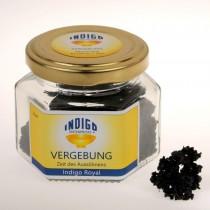 Räuchern, Räucherwerk Indigo - ROYAL - VERGEBUNG