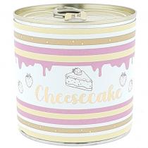 Cancake - Wondercandle - Kuchen in der Dose - CHEESECAKE