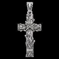 Gervida - Herrenschmuck - Kette - Anhänger - Kreuz
