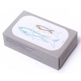 Jose Gourmet - Fischkonserven - Kleine, pikante Sardinen