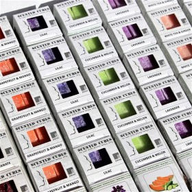 AROMAWACHS - DUFTWACHS - DUFTWÜRFEL - Reval Candle - Scented Cubes - Raumduft