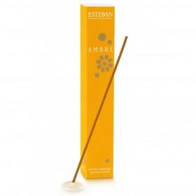 AMBRE - Japanische Räucherstäbchen - Esteban Paris Parfums
