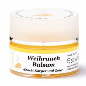 Himmelgrün - Kosmetik - Einklang - WEIHRAUCH BALSAM - mit Bienenwachs