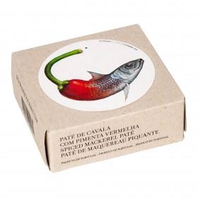 Jose Gourmet - Fischaufstrich - Pikantes Makrelen Mousse