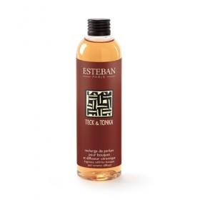 Nachfüllduft - TECK & TONKA - Esteban Paris Parfums