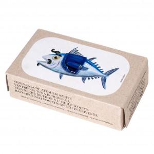 Jose Gourmet - Fischkonserven - Bauchfleisch vom Thunfisch in Olivenöl