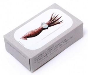 Jose Gourmet - Fischkonserven - Gefüllter Kalmar / Tintenfisch in Ragout Sauce