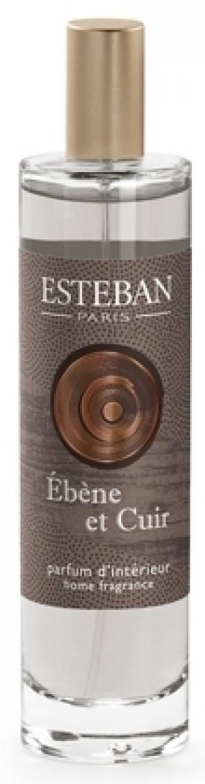 Esteban Paris Parfums  ÈBÉNE ET CUIR - Duftzerstäuber 50ml