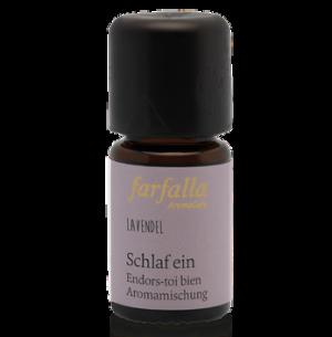 Ätherische Öle von Farfalla - Mischungen - SCHLAF GUT