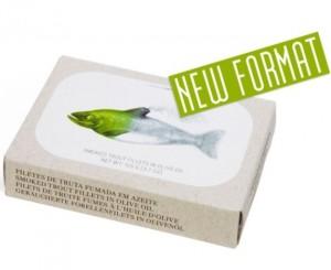 Jose Gourmet - Fischkonserven - Geräucherte Forellefilets in Olivenöl