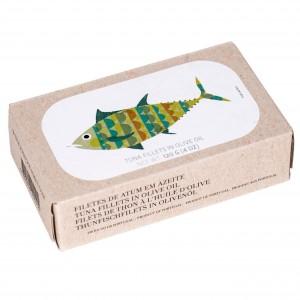 Jose Gourmet - Fischkonserven - Thunfischfilets in Olivenöl