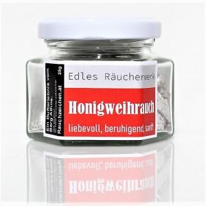 Räucherwerk, Räucherharz, Rauchzeichen - HONIGWEIHRAUCH - Berg Athos