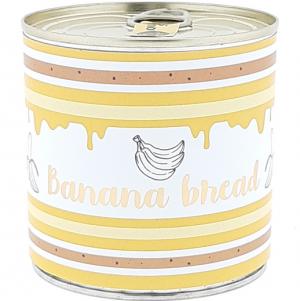 Cancake - Wondercandle - Kuchen in der Dose - BANANA BREAD