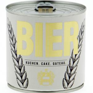 Cancake - Wondercandle - Kuchen in der Dose - BIER
