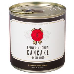Wondercandle - Cancake - Kuchen in der Dose - WHISKEY