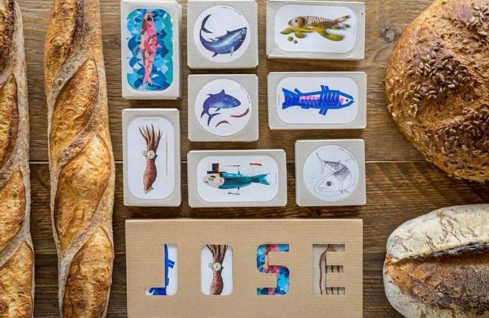 Jose Gourmet - Konservenfische