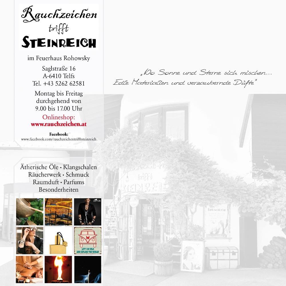 Rauchzeichen trifft Steinreich - Shop & Onlineshop