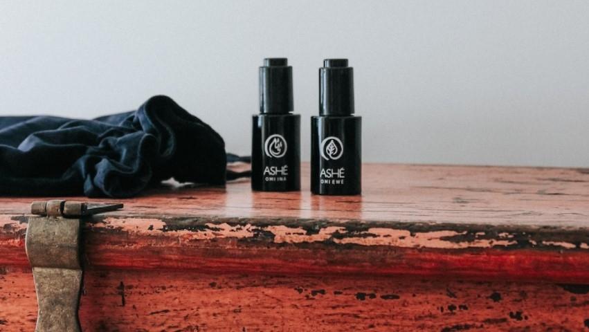 Ashé - Natural Energy Perfume