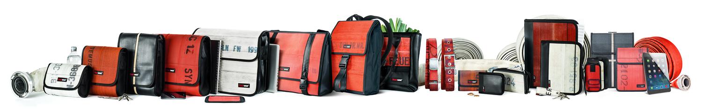 Feuerwear - Taschen, Rucksäcke und Accessoires - Shop & Onlinestore