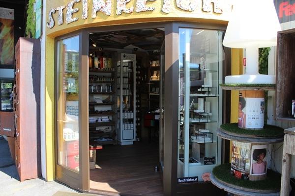 Rauchzeichen trifft Steinreich - Concept Store - Rauchzeichen.at