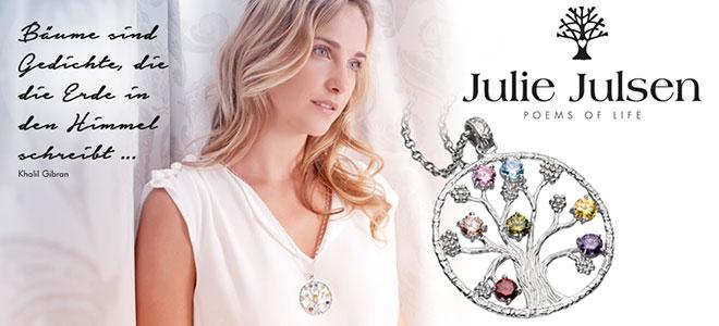 Julie Julsen - Lebensbäume