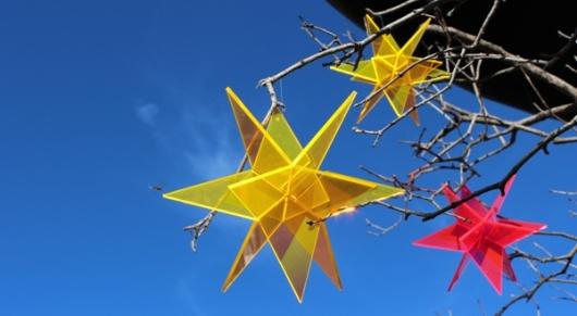 Sonnenscheiben, Sonnenfänger, Estrella